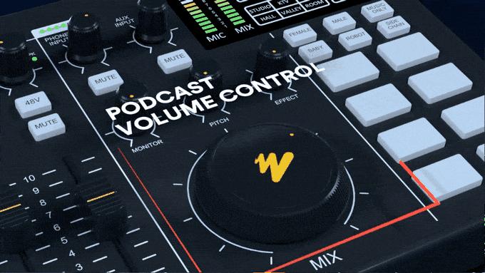 Portable Podcast Studio